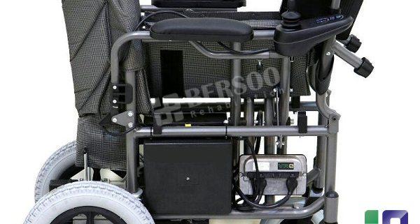 ویلچر برقی تاشو ایرانی - 1